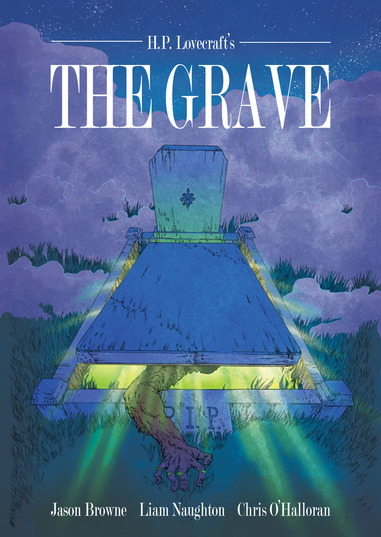 Digital Copy of H.P. Lovecraft's The Grave